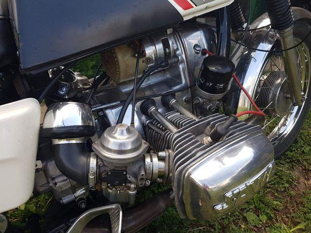Двигатель мотоцыкла Днепр Тюнинг