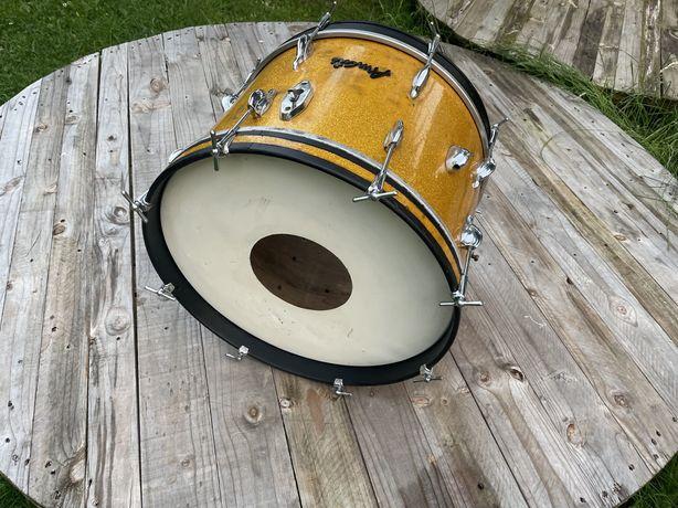 Zaproponuj cene ! Beben basowy Amati lingalone 20 x 14 Perkusja