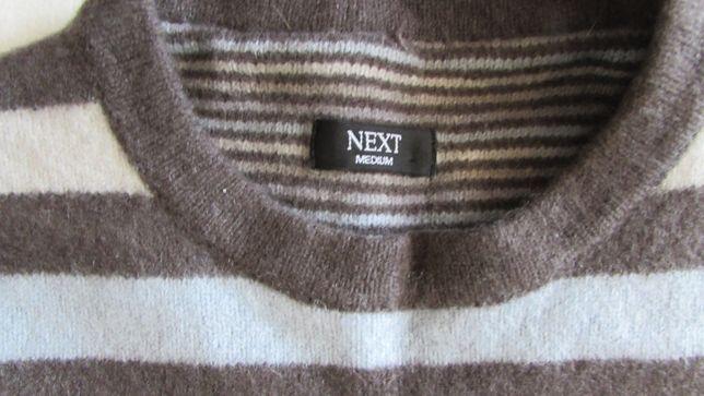 Ciepły sweter NEXT M idealny