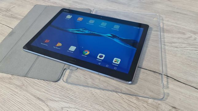 Huawei MediaPad M3 Lite  10'' 3/32GB LTE 4G(BAH-L09) ,Google есть