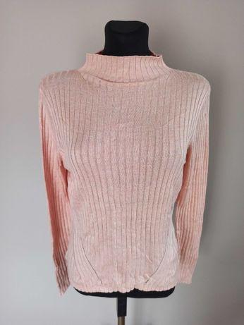 Bluzka bluzeczka ze stójką stójka sweter sweterek z golfem golf
