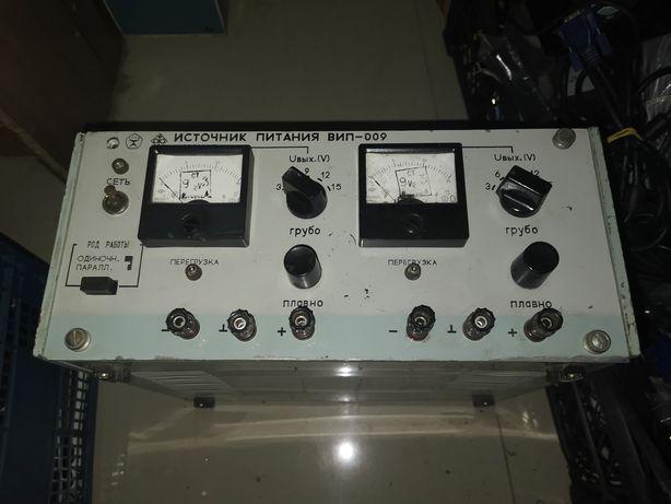 Лабораторний блок живлення ВИП-009, ВИП-010