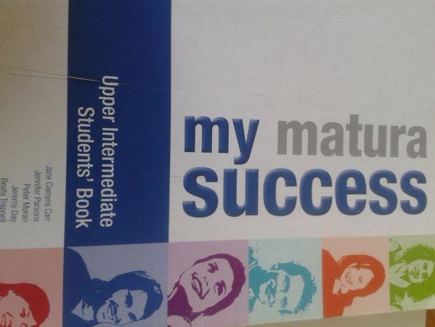 my matura success podręcznik i ćwiczenia