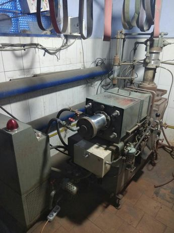ЦАМ. Автоматическая машина для литья под давлением ЦАМ (Zamak)