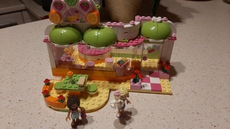 LEGO Friends, Bar z sokami, 41035