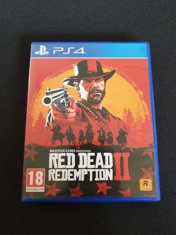 Red Dead Redemption 2 II Polski RDR2 PL na PS4 PlayStation 4