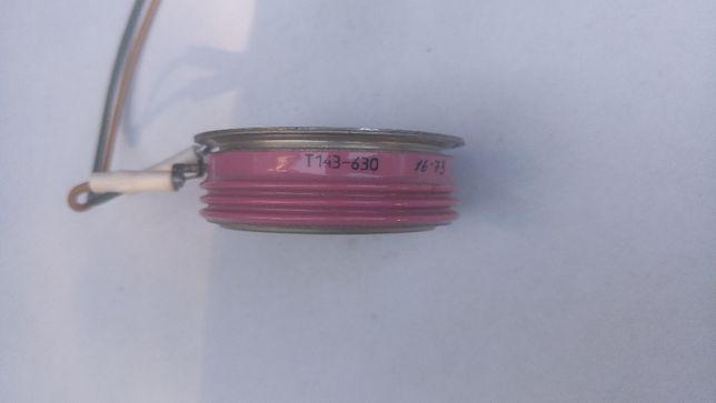 Тиристор T143-630