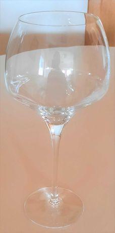 29 - Copos Vinho Tinto Pé Alto