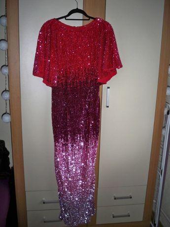 Cekinowa sukienka ASOS 10 (38)