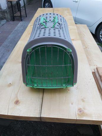 Transporter kota psa królika klatka