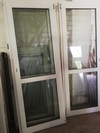 Okno balkonowe 86 x 220 cm Nowe i używane Tuszyn