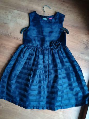 Piękna sukienka r. 110