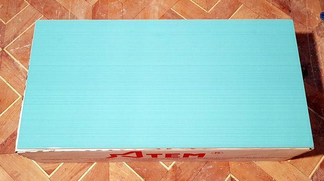 Остаток плитка для стен Atem Charlotte TRT (бирюзовый) 500х250