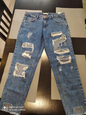 Sprzedam jeansy damskie rozm 38