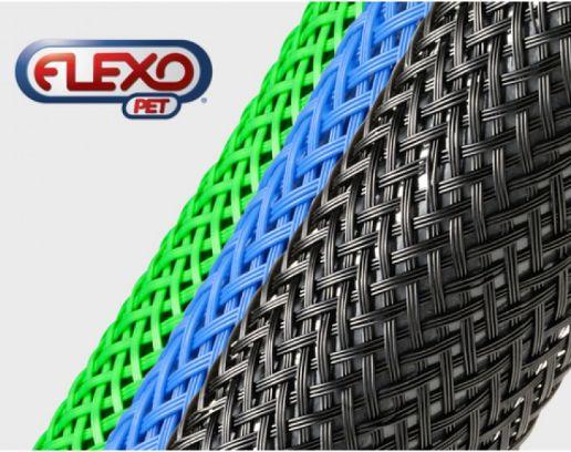 Techflex Оплетка FlexoPet змеиная кожа для кабеля