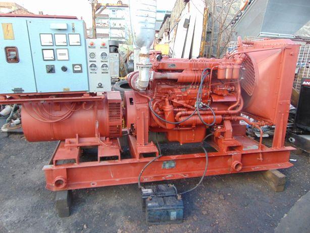 Prądnica Prądnice Czeska A 280 100 kw 125 kva GENERATOR 0 mtg Mez
