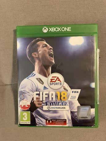 Fifa 18 Xbox One,zamiana