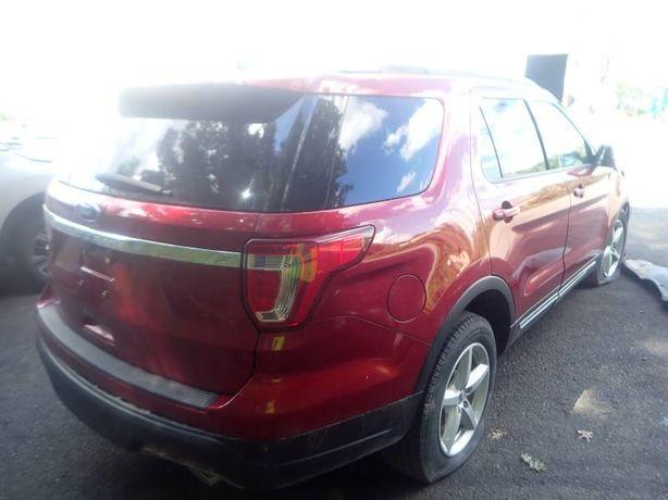 Ford Explorer разборка багажник