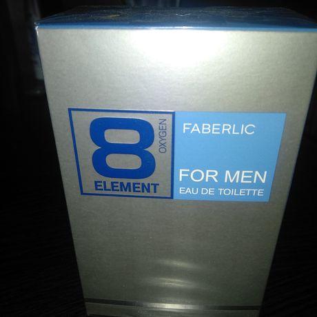 Мужская туалетная вода 8 Element, 100 ml