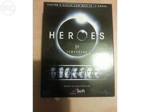 Heroes Série 1