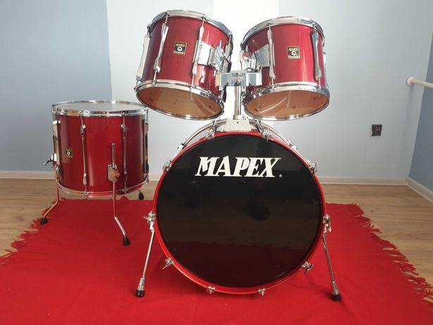 Perkusja Mapex Orion vintage shellset 13,14,18,24 klon jak Masters