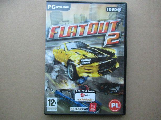 Flatout 2 PC polska wersja