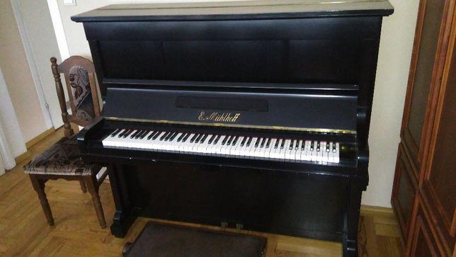Pianino E.Muhlhoff w idealnym stanie