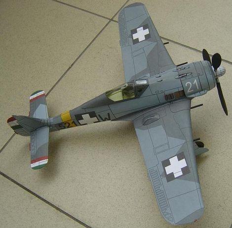 Focke- Wulf FW- 190 A