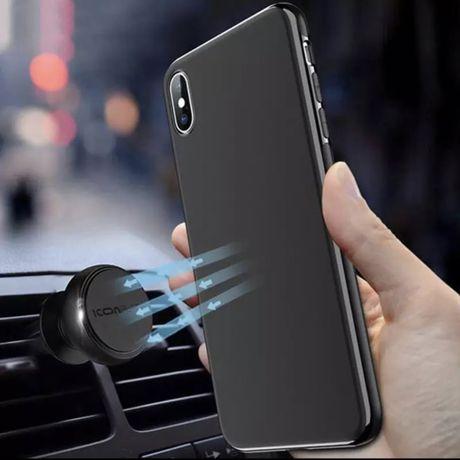 Etui case iPhone 11 pro magnetyczne do samochodu Nowe magnes