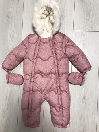 Комбинезон Зима новый - размер 86