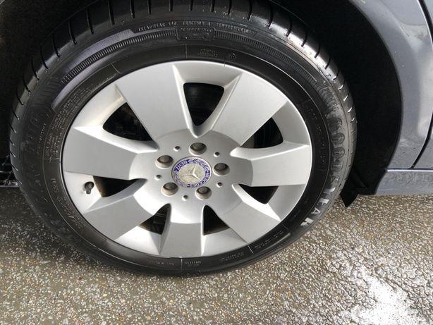 Koła felgi Mercedes C W204 letnie