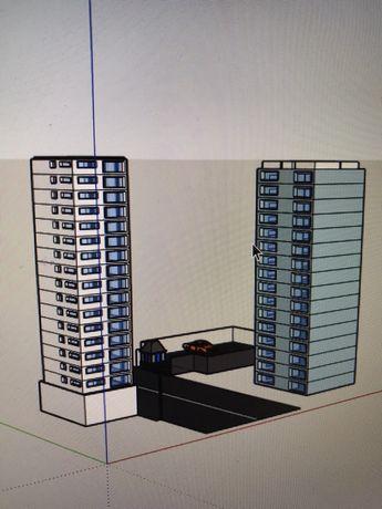 Роблю 3-D моделі на ком'ютері !
