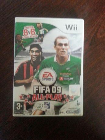Fifa 09 All-Play Nintendo Wii