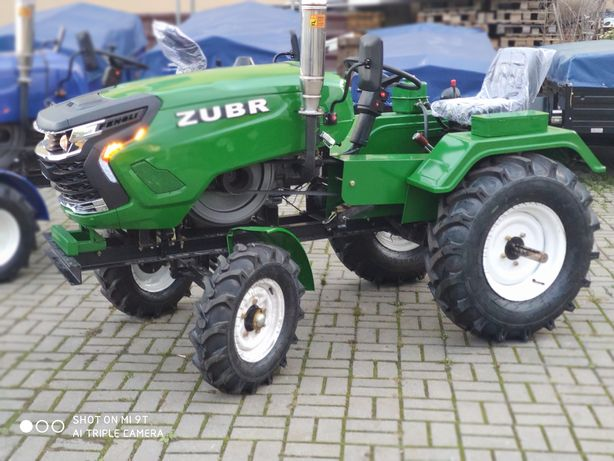 Трактор  ЗУБР 250 Lux мототрактор