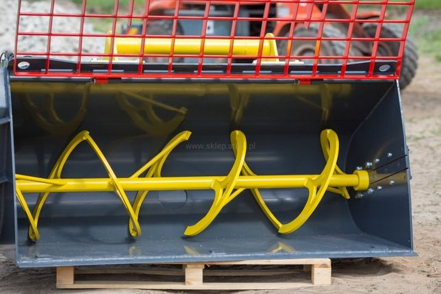 Mieszalnik do betonu do kostki betoniarka do paszy wymienne mocowanie