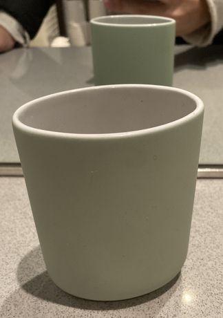 Copo para Escova de Dentes Ekoln Ikea Verde Agua