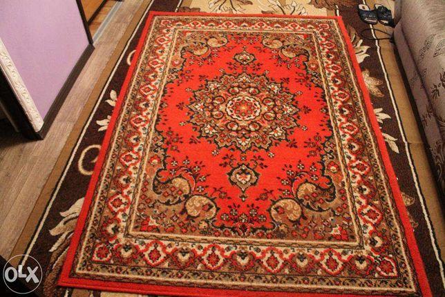 Ковер,коврик,килим,красный,шерстяной, новый.
