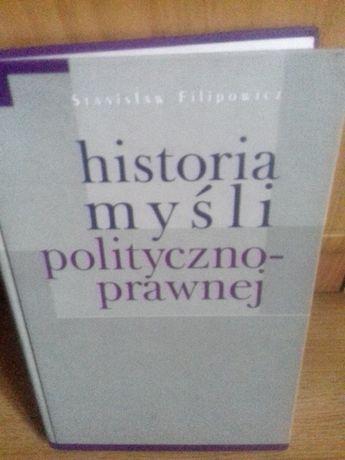 Historia myśli polytcznej St. Filipowicz