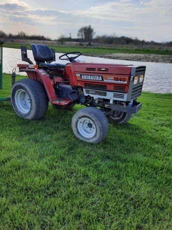 Shibaura sp 1840 4x4 mini traktorek