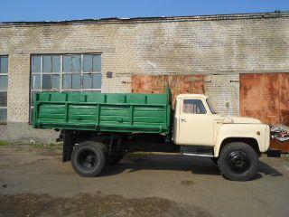 Самоскид ГАЗ-52-01