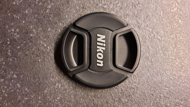 Klapka obiektywu Nikon 58