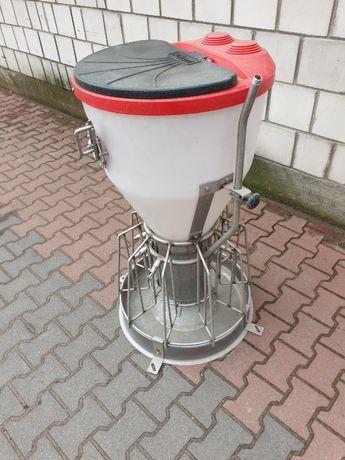 Autokarmnik karmnik tubomat pojedyńczy kwasówka