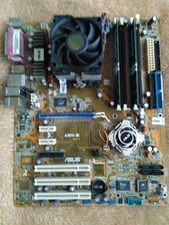 ASUS A8N-e +Athlon 3700+ + 2GB