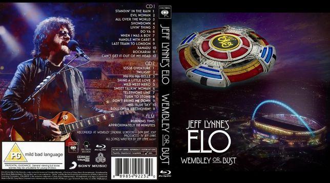 Jeff Lynne's ELO Wembley or Bust (2017)