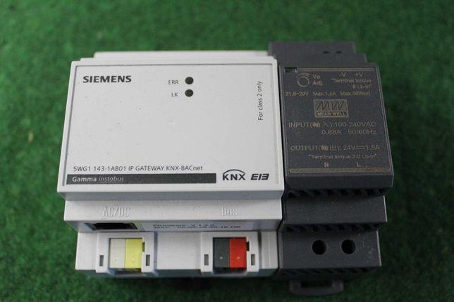 Bramka KNX BAC net N143 Siemens