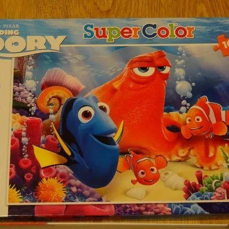 Gdzie jest Dory? Puzzle x2 GRATIS!