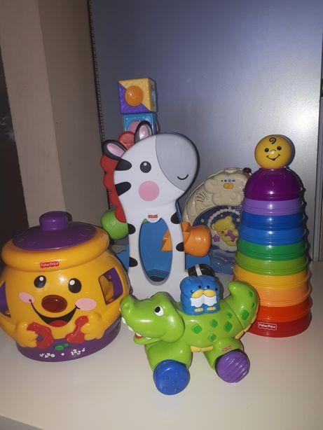 Zabawki fisher-price