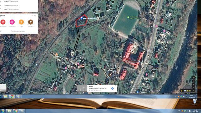УВАГА ЦЕНТР !!! Земельна ділянка в Яремчі. Продається земля в Яремче.