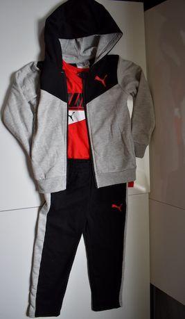 Спортивный костюм Пума тройка на мальчика 4