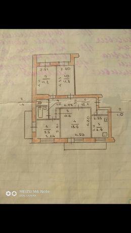 4-х комнатная квартира возле Днепра Вознесеновский р-н